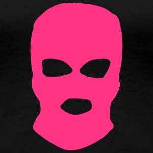 mask T-Shirts - Frauen Premium T-Shirt