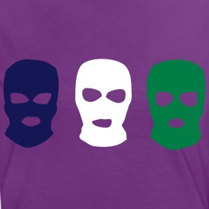 mask T-Shirts - Women's Ringer T-Shirt