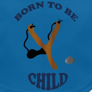Born to be child II by Lola Accessoires - Baby Bio-Lätzchen