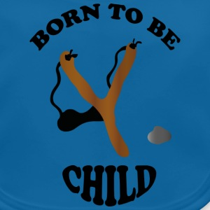 Born to be child - by Lola Accessoires - Baby Bio-Lätzchen
