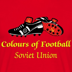 Football Soviet Union - Men's T-Shirt