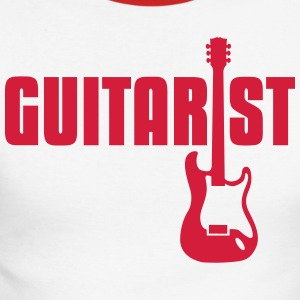 guitarist Long sleeve shirts - Men's Long Sleeve Baseball T-Shirt