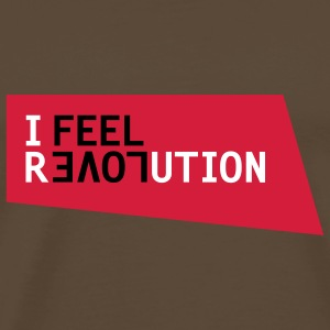 I feel rEVOLution - Men's Premium T-Shirt