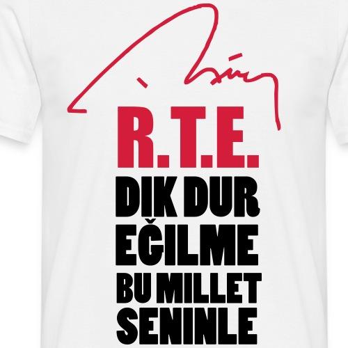 R.T.E. - Dik dur Egilme