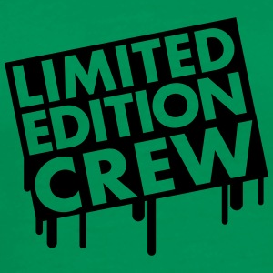 Limited Edition Crew T-shirts - Herre premium T-shirt