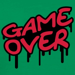Game Over T-shirts - Mannen Premium T-shirt