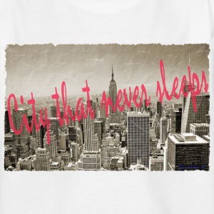 city T-Shirts - Kinder T-Shirt