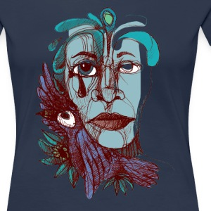 jungle spirits - Frauen Premium T-Shirt