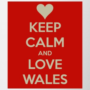 Keep Calm And Love Wales Cup - Mug