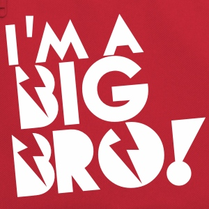 I'm a BIG BRO (Brother) Bags & backpacks - Retro Bag