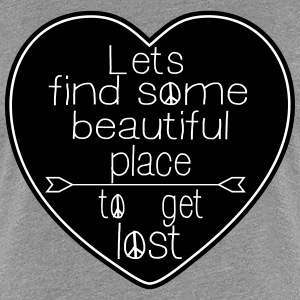 LETS FIND SOME... T-Shirts - Frauen Premium T-Shirt
