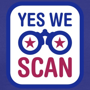 yes we scan - Männer Premium T-Shirt