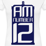 Design ~ I Am Number 12