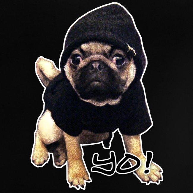 Baby T-Shirt Yo! Mops