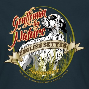 setter_gentleman_by_nature T-Shirts - Women's T-Shirt