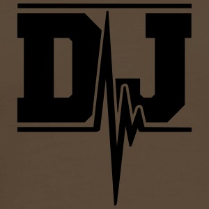 DJ Music Pulse T-Shirts - Men's Premium T-Shirt