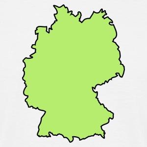 Deutschland Umriss Google Images