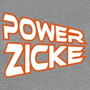 Powerzicke T-Shirts - Frauen Premium T-Shirt