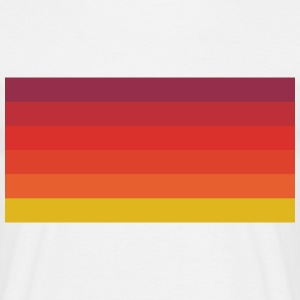 Retro colors T-Shirts - Men's T-Shirt