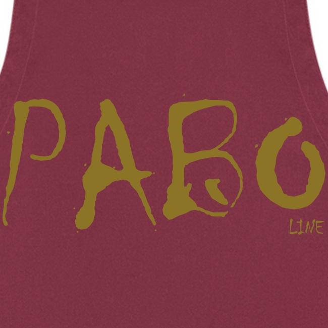 """Koch- & Grillschürze """"PABO line Freestyle"""""""