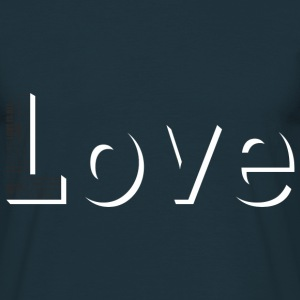 l_love - T-shirt Homme