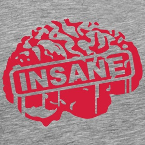 Insane Brain T-Shirts - Men's Premium T-Shirt