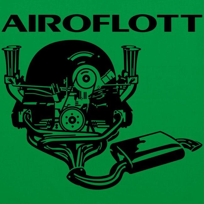 Baumwolltasche AIR O FLOTT