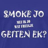 Ontwerp ~ Fries Shirt Smoke D/Blauw