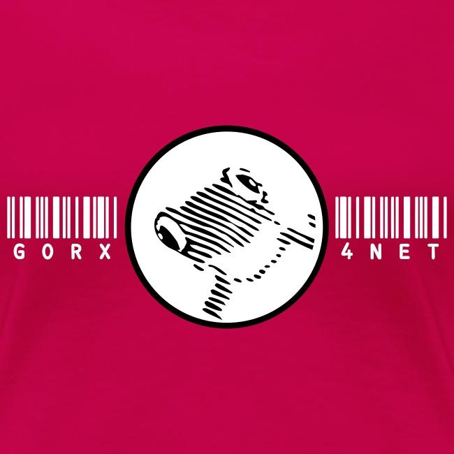barcode frog girl