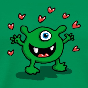 monster_love Tee shirts - T-shirt Premium Homme