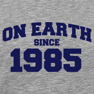 Cendre onearth1985 T-shirts - T-shirt Premium Homme