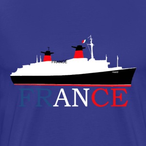 PAQUEBOT FRANCE BBR Tee shirts - T-shirt Premium Homme