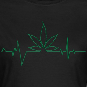 cannabis pulsation T-Shirts - Women's T-Shirt