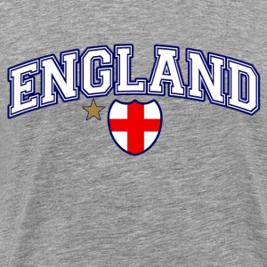 England Football T-Shirts - Men's Premium T-Shirt