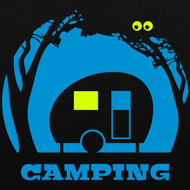 Camping Tasche