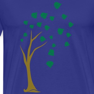 deciduous tree T-Shirts - Men's Premium T-Shirt