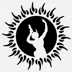 devil pan faun pagan T-shirts - Herre-T-shirt