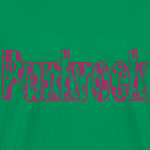 Punkrock - Leopard - Streetpunk einfarbig