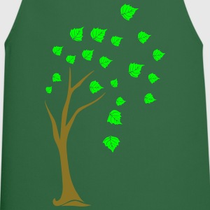 deciduous tree  Aprons - Cooking Apron