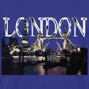 LONDON Men's Standard T-Shirt - Men's Premium T-Shirt