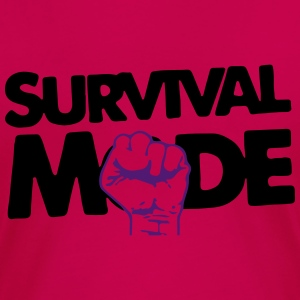 Survival Mode T-Shirts - Frauen Premium T-Shirt