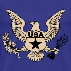 usa army 2 T-Shirts - Men's Premium T-Shirt
