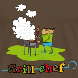 grill_chef Tee shirts - T-shirt Premium Homme