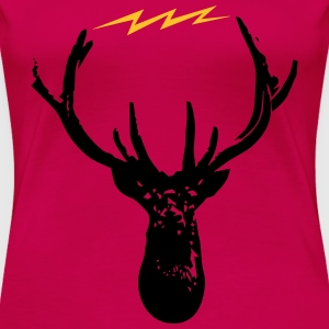 deer power T-Shirts - Women's Premium T-Shirt