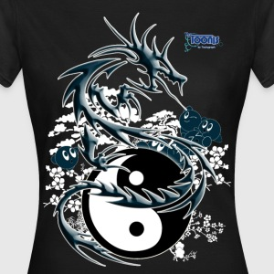 the dragon toonis Tee shirts - T-shirt Femme