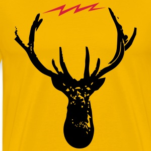 deer power T-Shirts - Men's Premium T-Shirt