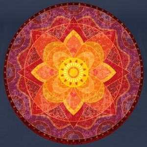 Mandala Dream T-shirts - Vrouwen Premium T-shirt