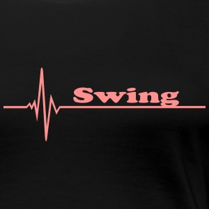 Swing T-Shirts - Women's Premium T-Shirt