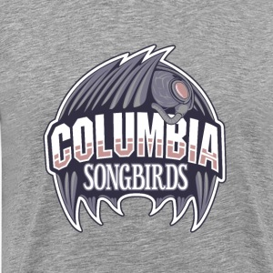 Columbia Songbirds - Men's Premium T-Shirt