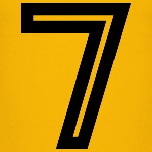 Lucky Number 7 Shirts - Kids' Premium T-Shirt